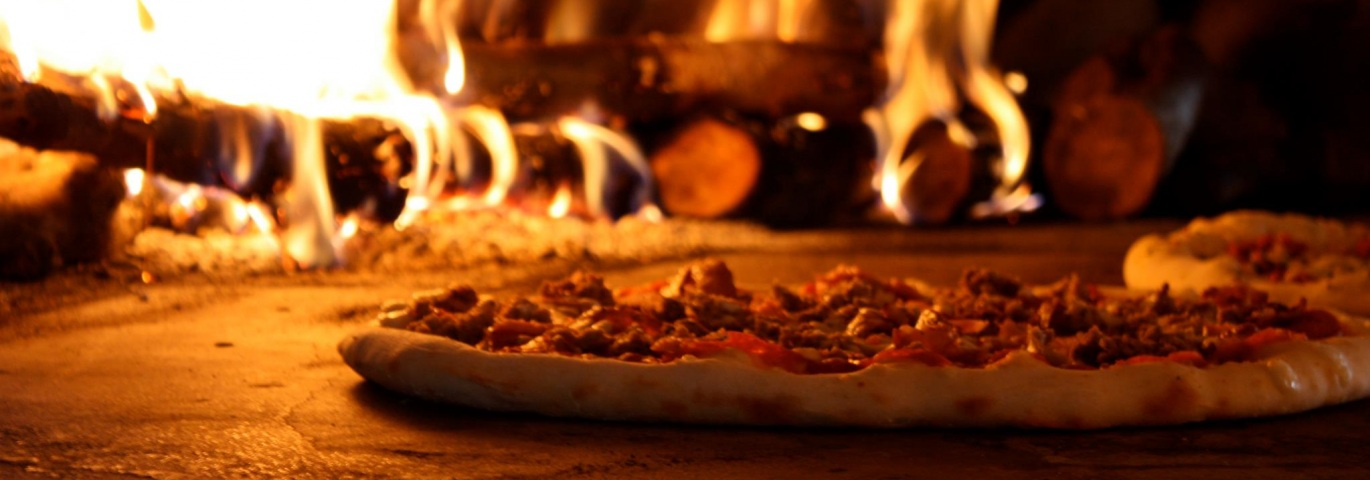 Delicious woodfired pizzas @ FEATHERS BISTRO. image