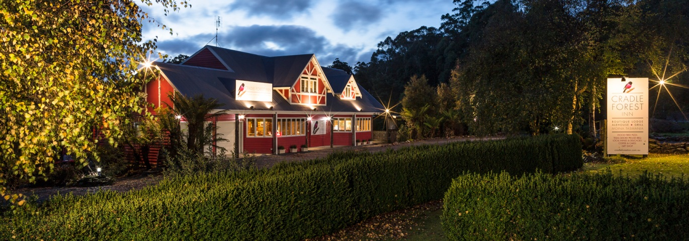 Enjoy the hospitality at the Cradle Forest Inn image